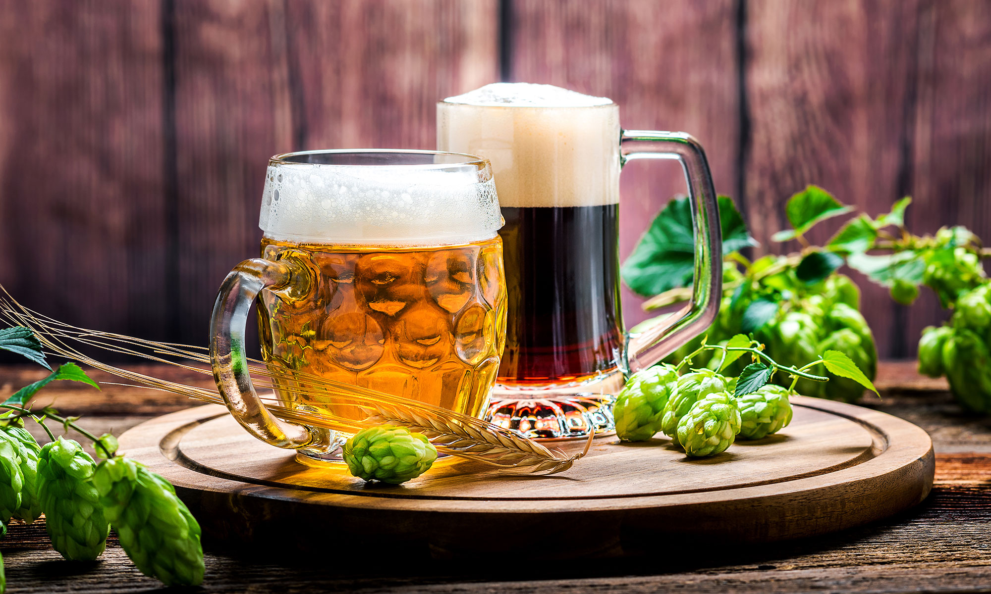 ドイツはビール天国!